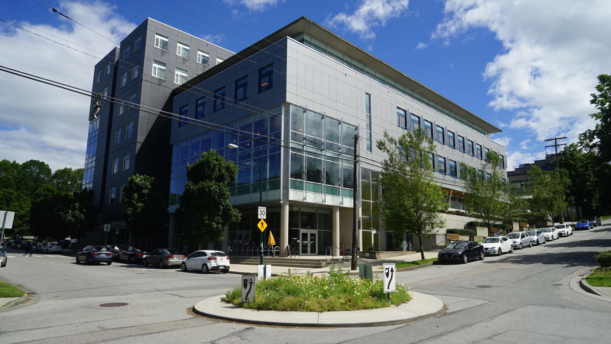 Vancouver Community College Building B Broadway